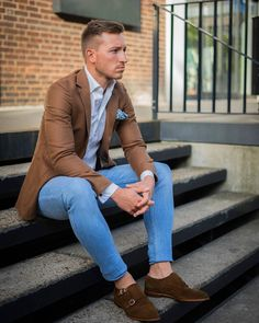 "Gefällt 3,139 Mal, 176 Kommentare - • Maximilian Georg Arnold (@maximiliang_arnold) auf Instagram: ""One of my favourite(dearest) combinations is: Sports jacket + jeans . I find it comes across…"""