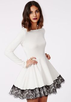 fine 42 Black And White Elegant Dress https://attirepin.com/2017/12/27/42-black-white-elegant-dress/