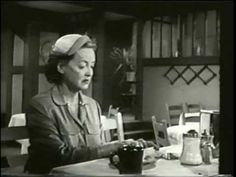MISS BETTE DAVIS gives a memorable dramatic performance in Stranded, a suspenseful episode of the anthology TV series Telephone Time that was broadcast on Ma...