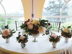 Vintage Wedding Flower Idea Kristen Lee & Joshua - Every Last Detail - Every Last Detail