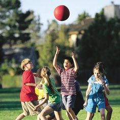 Spud Game (Outdoor Games for Kids) Game | Spoonful