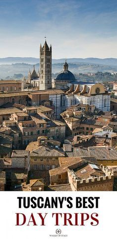 Italy Travel Inspiration - Travel Inspiration for Italy - The medieval city of Siena is one of the best day trips in Tuscany and it easy to reach from Florence. If you go to Italy you have to check it out! European Vacation, Italy Vacation, Italy Travel, Italy Trip, Cruise Vacation, Cinque Terre, Florence Tuscany, Tuscany Italy, Sorrento Italy