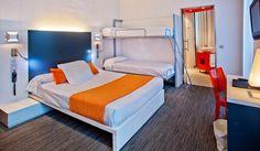 Petit Palace Canalejas Hotel in Sevilla (Spain). LA LITERAL Bunkbeds.