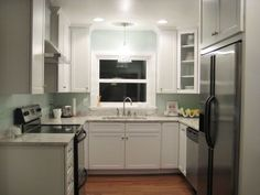 Awesome Smaal U Shaped Kitchens | Small U Shaped Kitchen   Kitchens Forum    GardenWeb Pictures Gallery