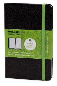 Moleskine+Evernote+Large+Ruled+Smart+Notebook