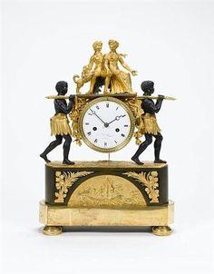 ormolu Louis XVI Clock