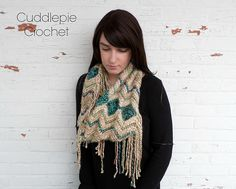 Ravelry: Meadow's Bohemian Cowl pattern by Tricia Dodge
