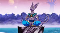 beerus god of destruction - Google Search