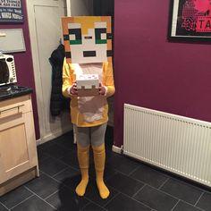 Stampy longnose costume