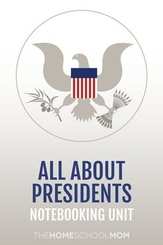 Research and report on the office of the President of the United States with our All About Presidents is a notebooking unit. The unit covers the history of the U. presidency, fun facts, and more. Eighth Grade, Seventh Grade, Homeschool High School, Homeschool Curriculum, History For Kids, Classical Education, Teaching Reading, Lesson Plans, Presidents