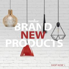 At LEDUT we're now selling Design for the people - Nordlux products! Shop the range now! Led Light Fittings, Light Fixtures, D Lighting, Selling Design, Range, Ceiling Lights, Shop, People, Inspiration