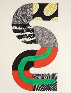 Artwork by Kumi Sugai, S 90, Made of lithograph
