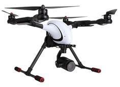 Walkera Voyager 4 Drone With Gimbal and 18x Optical Zoom Camera