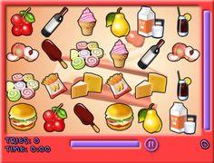 Ejercita tu memoria en este delicioso juego!  http://mundobanana.com/Food-memory-2-10006565.html