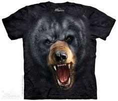 Aggressive Nature:Black Bear