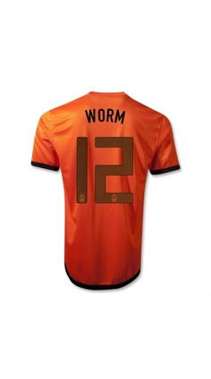 Wholesale new Euro 2012 12 13 Netherlands VORM 12 Home Soccer Jerseys d1a56460a