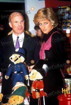 February 2, 1989: Princess Diana during her visit in New York. Photo:adam Scull-rangefinders-Globe Photos Inc 1989 Princessdianaretro