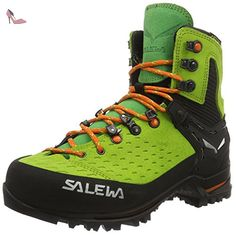 Salewa Jr Alp Player Mid Gore-tex Chaussures de Randonn/ée Mixte Enfant