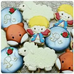 Little Prince Cookies