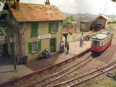 Expo-Trains, 8. und 9. Nov. 08 in Walferdange/Luxemburg - Modellbahn-Forum für 1:22,5 und 1:1 - 1:32