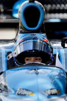 Danica Patrick in Duplicate: IndyCar  Nikon Indy 300 : Practice & Qualifiying