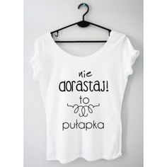 Time For Fashion Pułapka / t-shirt biały