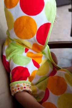 Aesthetic Nest: Sewing: Beach Robes