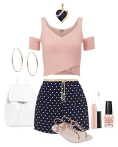 """""""106 - If you can't find the sunshine, be the sunshine!☀️"""" by londonxx ❤ liked on Polyvore featuring Mansur Gavriel, Michael Kors, Zizzi, Lipsy, IPANEMA, Valentino, MAC Cosmetics and OPI"""