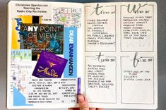 19 Travel Journal Layouts That'll Make You Say ''Why Didn't I Think Of That?!''