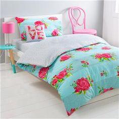 Kids Bedroom Kmart single quilt cover set - spot | kmart | {bedroom themes} imogen