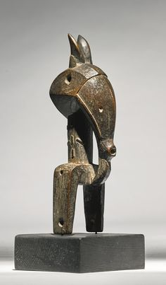 Guro Heddle Pulley, Ivory Coast | Lot | Sotheby's