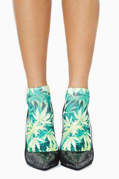 Sweet Reef Ankle Socks - Nasty Gal