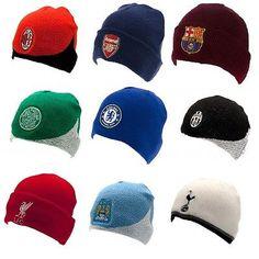 9c7816ad464 Beanies - Liverpool FC Beanie Hats - Football Club Beanies for Men ...