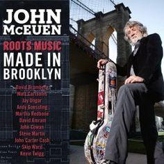 John+McEuen+Roots+Music+Made+In+Brooklyn+LP+180+Gram+Vinyl+Chesky+Records+QRP+2016+USA+-+Vinyl+Gourmet