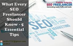 What Every SEO Freelancer Should Know - 5 Essential Tips #SeoExpertFreelancerServicesIndia #HireSeoFreelancersExpertMumbai #BestSeoFreelanceServicesMumbai