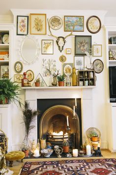 Sara Thomas – Blogger and Vintage Seller at Home in London « the selby