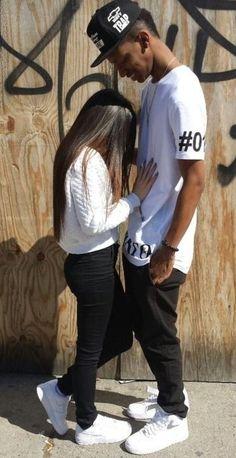 Girlfriend goals, bae goals, petit ami, cute relationships, black couples g Dope Couples, Cute Couples Teenagers, Swag Couples, Boyfriend Goals Teenagers, Couple Goals Teenagers, Black Couples Goals, Teen Couples, Cute Couples Goals, Matching Couples