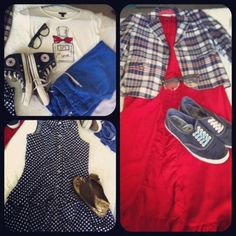Pre-teen fashion ideas for today! Happy 4th of July Everyone    http://arricafton.blogspot.com/#!/2012/07/happy-4th-everyone.html