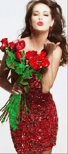 ✿  FLOWER   LOVE  ♡♥♡ Beautiful Flowers Images, Flower Images, Beautiful Roses, Beautiful Pictures, Happy Weekend Images, Amazing Gifs, Good Morning Good Night, Gif Pictures, Great Women