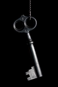 """oceansonglover: """" You are the key to my deepest happiness and my deepest despair. Under Lock And Key, Key Lock, Antique Keys, Vintage Keys, Black White Photos, Black N White, Dark Photography, Black And White Photography, Old Keys"""