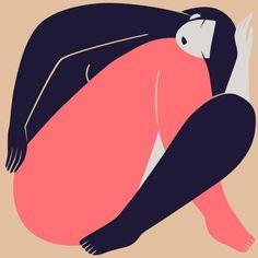 Hilda Palafox's Wistful, Feminine Illustrations | Hi-Fructose Magazine