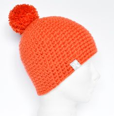'Design Your Own' Pompom Bobble Beanie