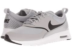 b65b9929dd4f6 Nike Air Max Thea (Wolf Grey Black) Women s Shoes Nike Thea