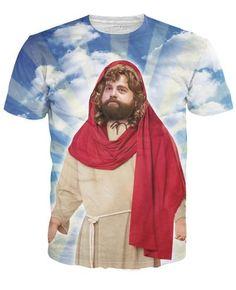 Praise Fat Jesus – Paragon Apparel