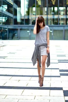 grey look inspiration trend