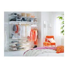 STÖTTA LED spot og klemme  - IKEA