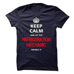 Im a REFRIGERATION MECHANIC - #shirt #crewneck sweatshirt. CHECK PRICE => https://www.sunfrog.com/LifeStyle/-Im-a-REFRIGERATION-MECHANIC.html?68278