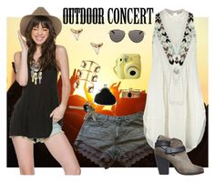 """Outdoor Concert"" by cdshep ❤ liked on Polyvore"