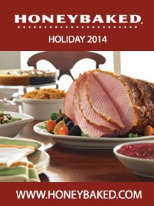 the honey baked ham catalog has everything you need to make the holiday season and every - Christmas Food Catalogs