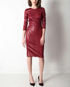 Rochie cu maneca lunga din neopren Bodycon Dress, Dresses With Sleeves, Long Sleeve, Fashion, Moda, Body Con, Sleeve Dresses, Long Dress Patterns, Fashion Styles